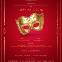 May Ball 2018