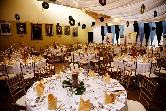 May Ball Hall, Metropolitan Club, VI.