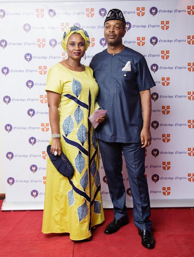 Mr and Mrs Chiagozie Hilary-Nwokonko