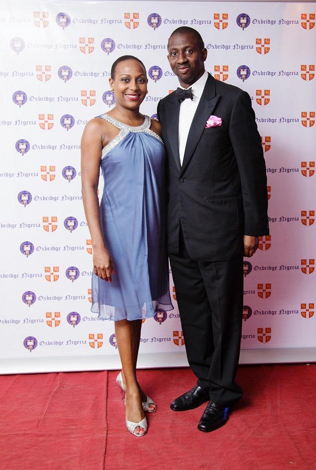 Mr. & Mrs Solanke Ogunlana