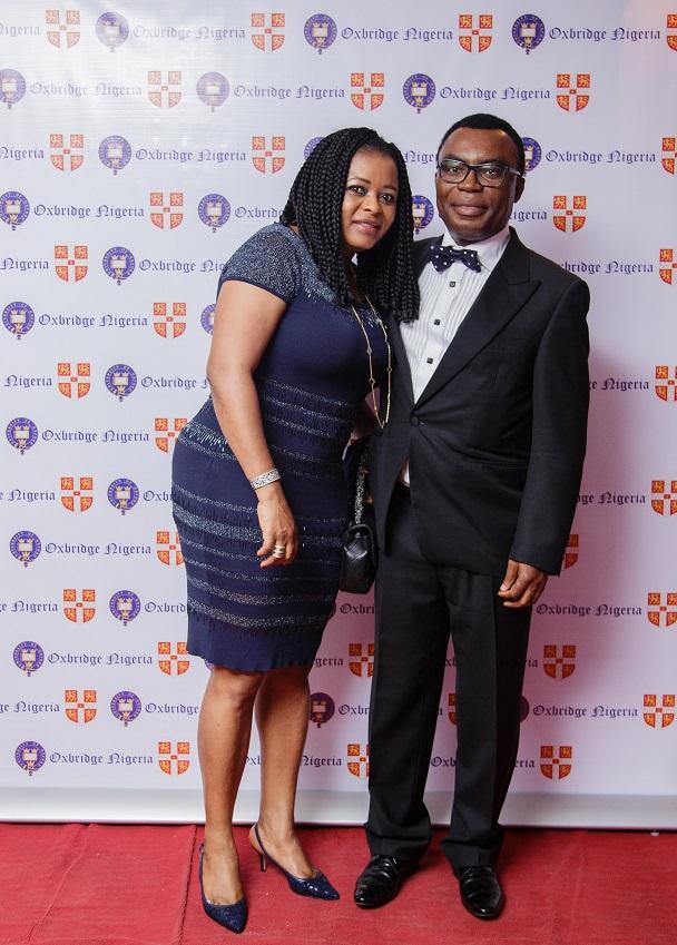 Prof. & Mrs Fidelis Oditah
