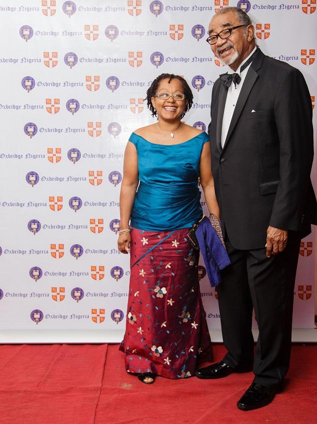 Prof. & Mrs JTK Duncan