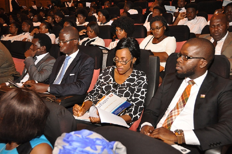 5. Cross section of audience at the Oxford and Cambridge Club of Nigeria Debate 2015
