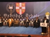 4. Prof Bolaji  Akinyemi, CFR,  delivering his address at the Oxbridge Debate 2015.