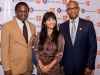 Demola Akinrele SAN, Ms Megha Joshi (CEO, Lagos Court of Arbitration), Fela Akoni